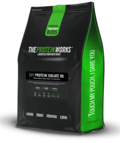 The Protein Works Vegan Soy Protein Isolate 90